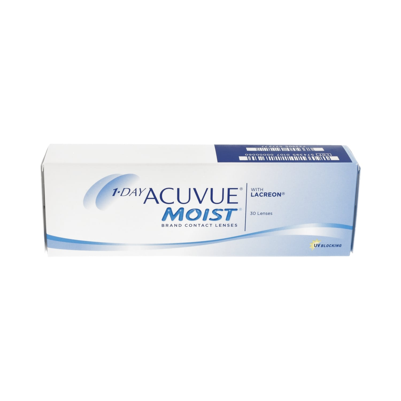 Vienadieniai kontaktiniai lęšiai - 1Day ACUVUE Moist